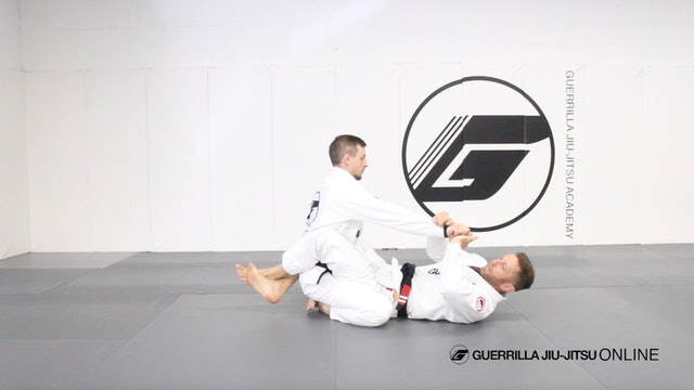 Closed Guard - Sleeve Drag System - Sit Up Sweep