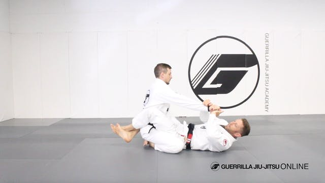Closed Guard - Sleeve Drag System - S...