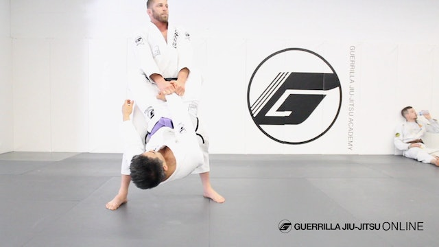 "Beginner's Essentials - ""Nelly Break"" the Guard"