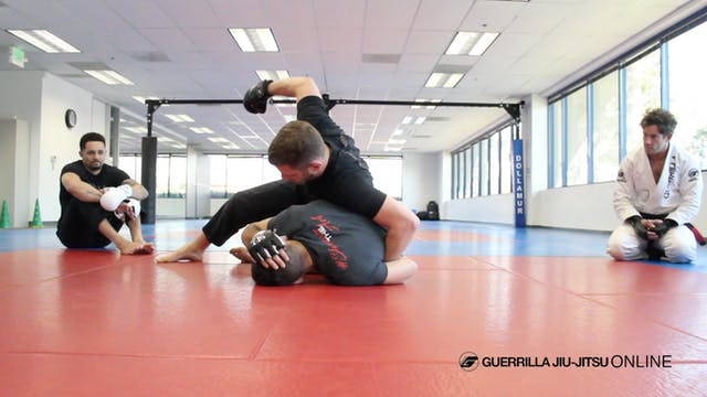Knee Shield Half Guard - Counter Stri...