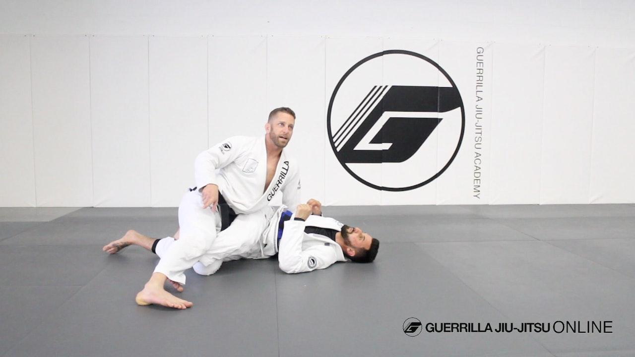 Knee Split Passing