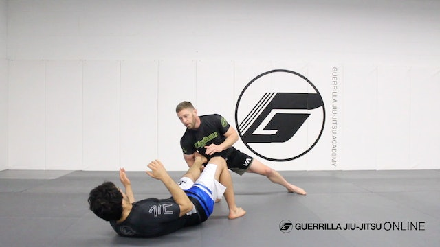 O Uchi Gari for NoGi