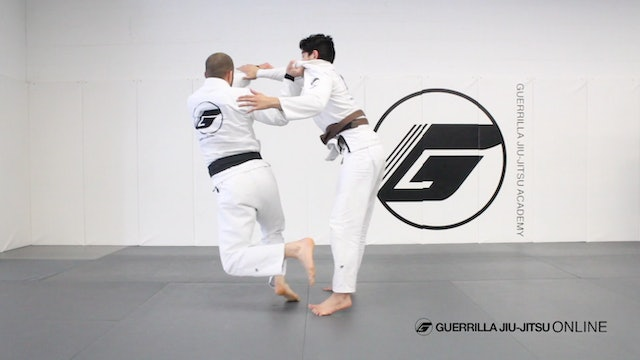Judo for Jiu-Jitsu - Counter the Single Leg to Morote Seoi Nage
