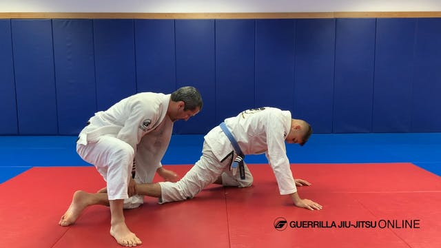 Deep Half Guard - Lesson 3