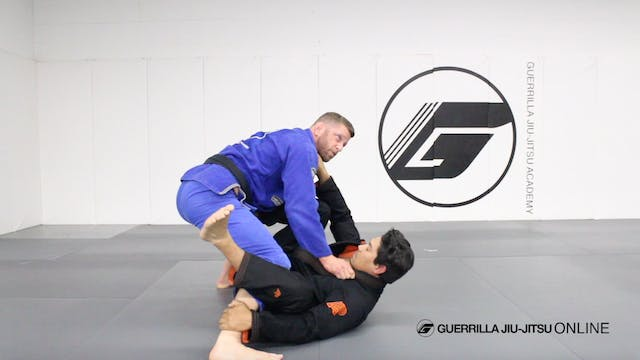 Passing De la Riva Guard in Depth - K...