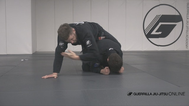 Attacking The Turtle Position. Juji Gatame And S-Mount Option