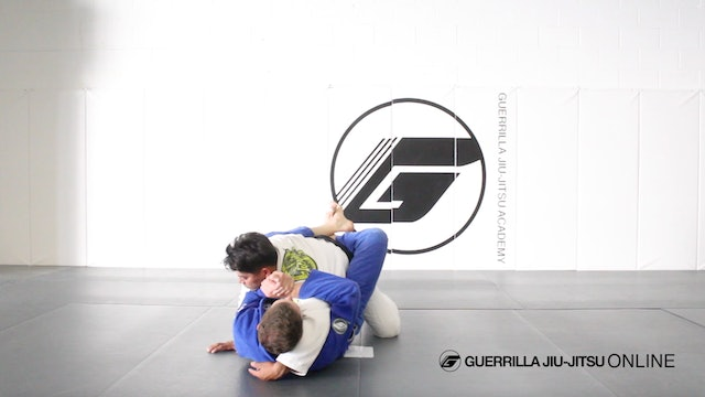 Side Control Escapes - Closed Guard Recovery