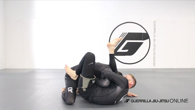 Baratoplata from Triangle Choke.