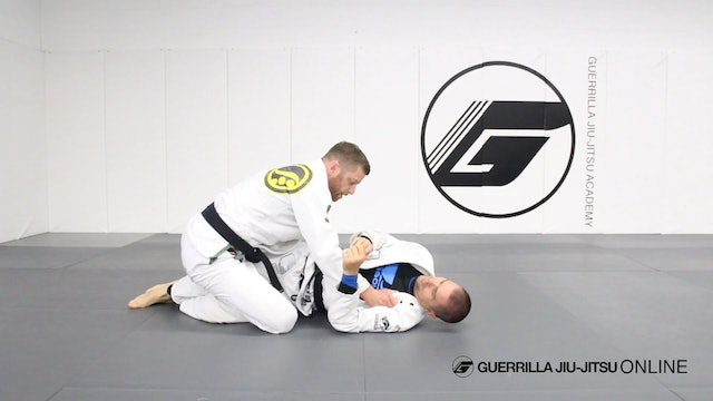 3/4 Mount Details and the Knee Slice Pass