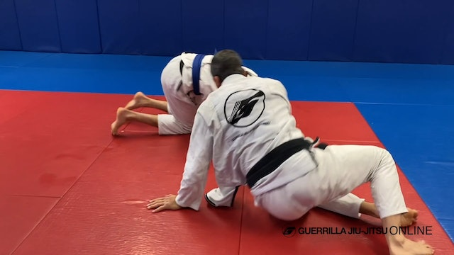 Double Collar Back System Lesson 2: Attacks
