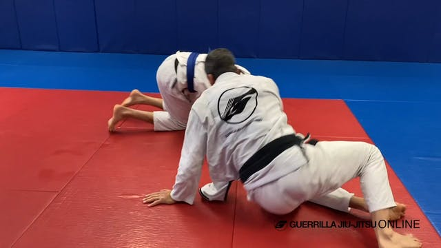 Double Collar Back System Lesson 2: A...