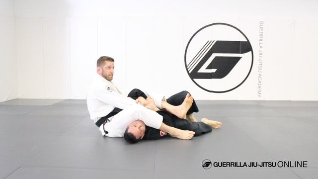 Guerrilla Essentials - Kimura Armlock from Side