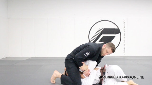 Q&A - How do you break strong Kimura defense - Make them squirm!