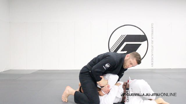 Q&A - How do you break strong Kimura ...