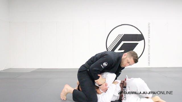 Q&A - How do you break strong Kimura ...