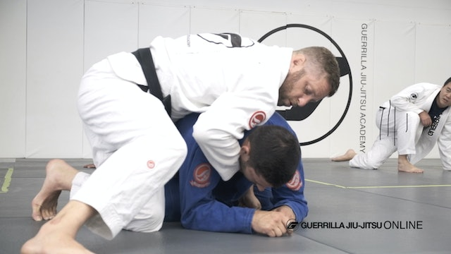 Attacking The Turtle Position Part 1 - The Clock Choke