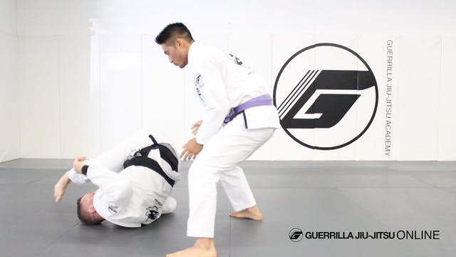 Guard Recovery - Roll Back (Congoa/Go...