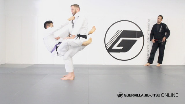 Beginner's Essentials - Stand Up Guard Break
