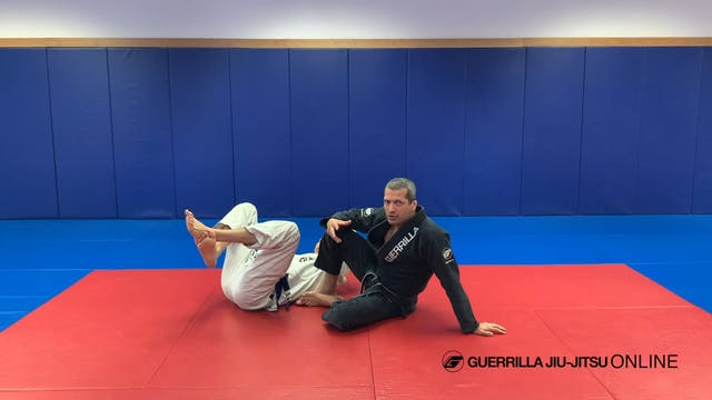 Knee Bar Fundamentals - In Depth
