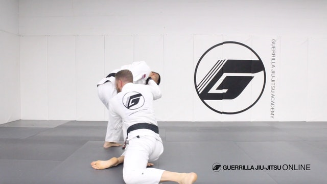 Developing De la Riva Guard Part 2 - Single Leg in Depth