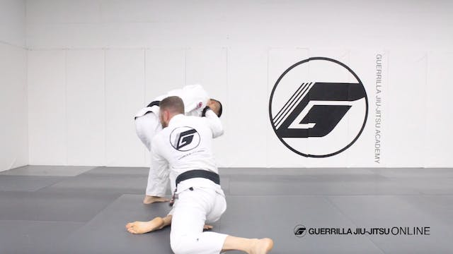 Developing De la Riva Guard Part 2 - ...