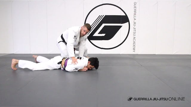 Parents Guide - Grounded Headlock Counter