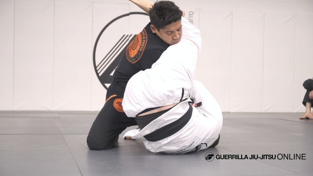 Using The Pendulum To Setup The Armbar - Pendulum System Pt. 2