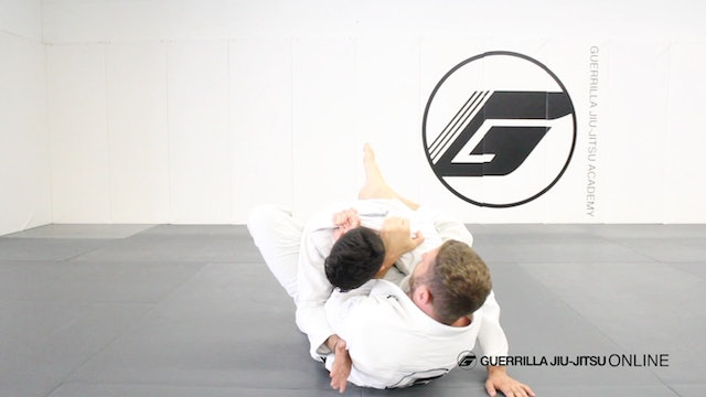 Closed Guard - Lapel Wrap System Part 1 - Cross choke