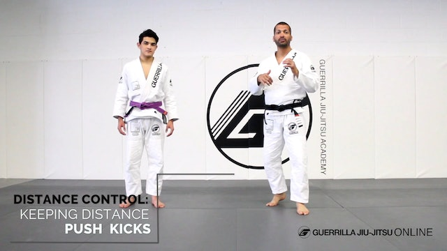 Parents Guide - Push Kick