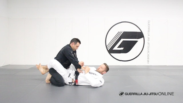 Closed Guard Sleeve Drag System