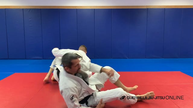 Deep Half Guard - Lesson 1