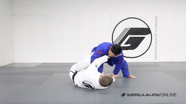 Shao Lin Sweep Part 2 - From Reverse ...