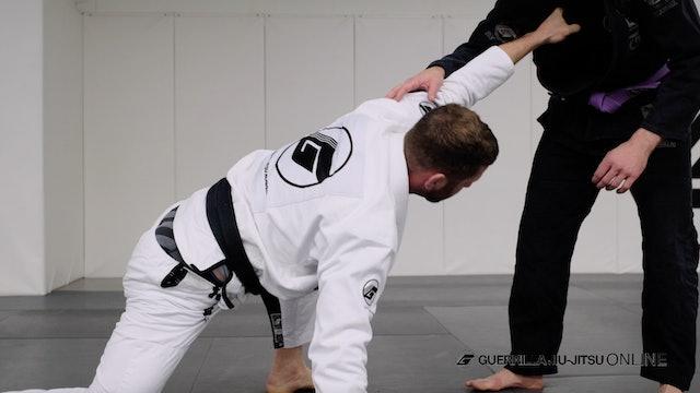De la Riva x Wrestling Guard Part 2 - The Ankle Pick Bungie Effect