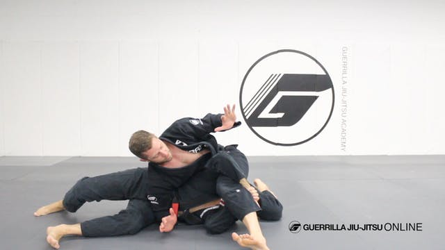 Side Control - Counter Single Leg Rec...