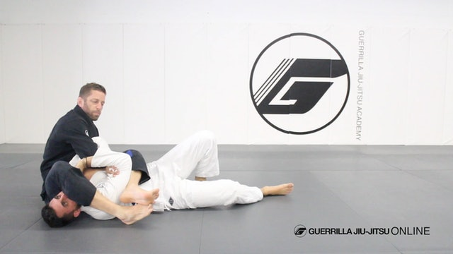 Standard Armlock Position (SAP) - Kimura Entry from Side Control
