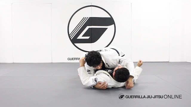 Knee Through the  Middle Guard Break Part 2