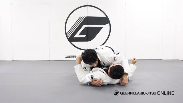 Knee Through the  Middle Guard Break ...