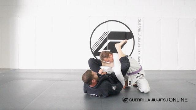 Dynamic Lasso Guard Part 4 - Far Side Omoplata