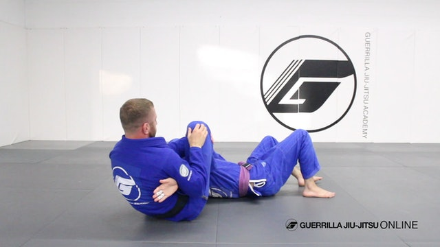 "Chopping Block System - ""Armhunter"" Near Side Armlock Setup"