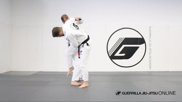 Judo - The Basics of Osoto Gari