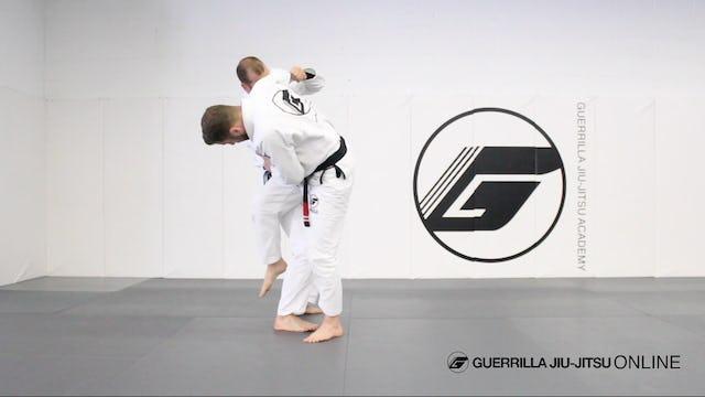 Judo - The Basics of Osoto Gari