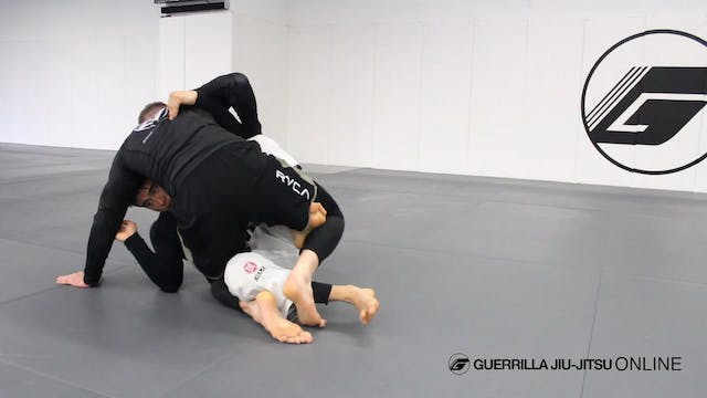 Matt Darcy Nogi Training Highlights