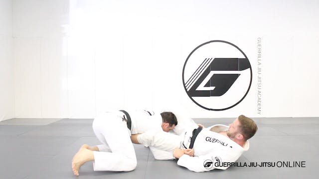 Counter Stack Pass - Spider Guard Sho...