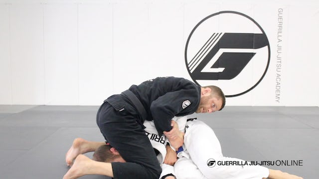 Beginner's Essentials - Detailed Kimura from Side Control Lesson
