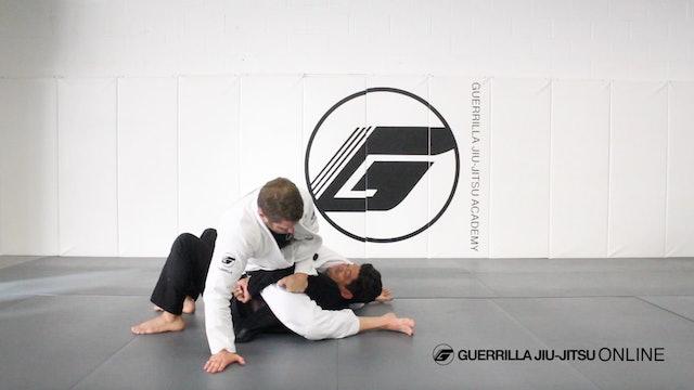 Counter the Single Leg to Omoplata Part 3 - Omoplata to Monoplata Finish