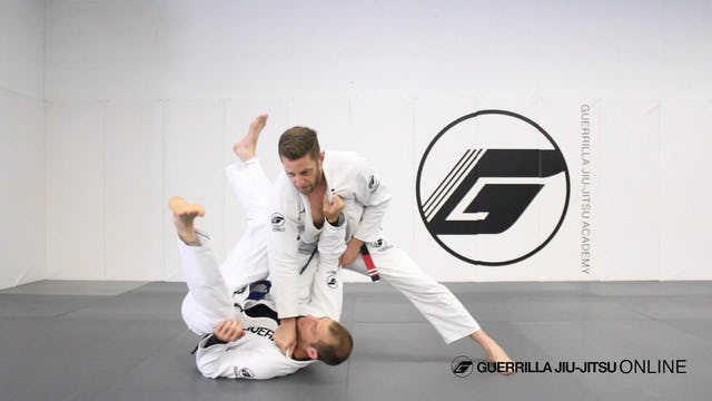 Judo - Osoto Gari the Stiff Arming Opponent