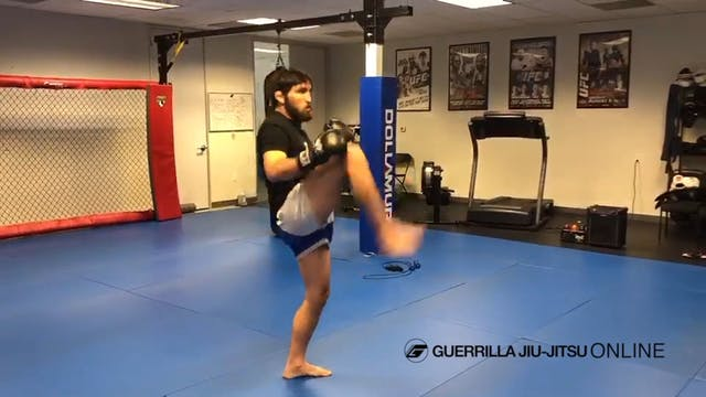 Shadow Boxing Workout with Coach JT