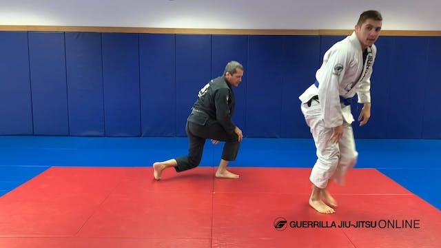 Reverse Omoplata - Lesson 1