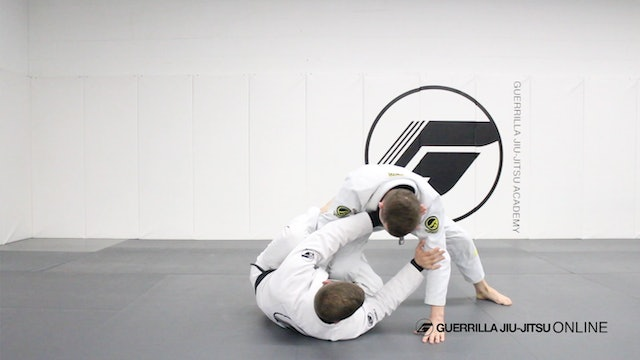 Intro to Reverse de la Riva Guard - Stop the Knee Cut Pass