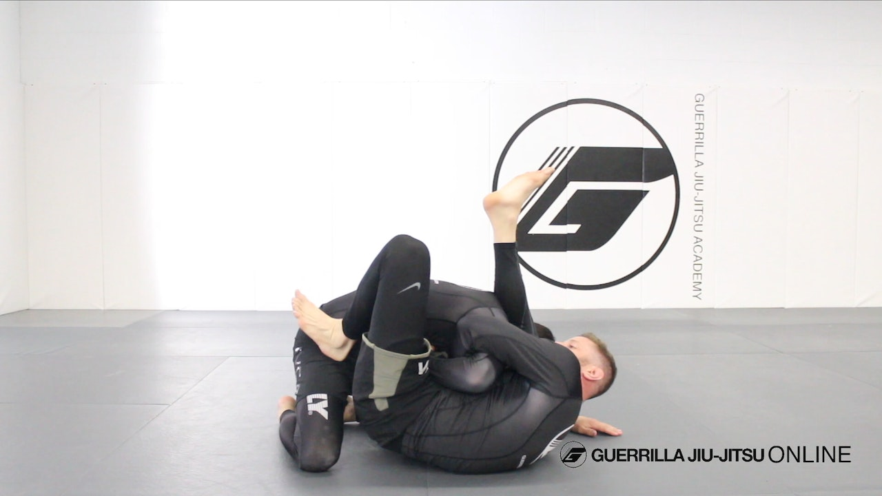 Closed Guard Submissions